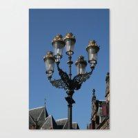 lantern Canvas Prints featuring Lantern by constarlation