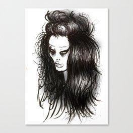 Ringu Canvas Print