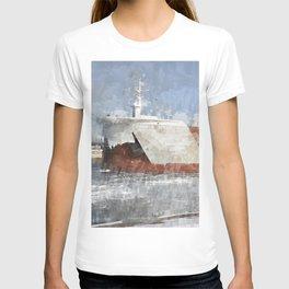Edgar B Speer at West Pier T-shirt