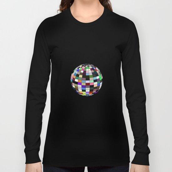 ball facettes 4 Long Sleeve T-shirt