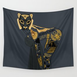 Late Night Egyptian Tales Ep. 4: Sekhmet Wall Tapestry