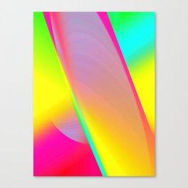 Rainbow series I Canvas Print