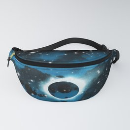 Space Cowboy Fanny Pack