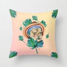Faenas del campo Throw Pillow