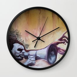 Conversations Wall Clock