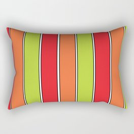 Stripe 3 Rectangular Pillow