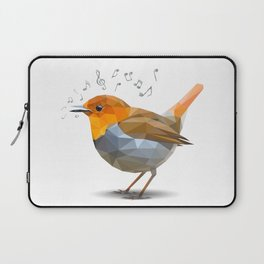 Sing-along with Robin Laptop Sleeve