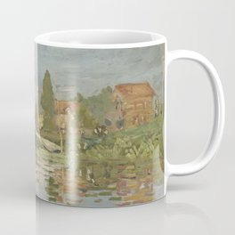 Regattas at Argenteuil Coffee Mug