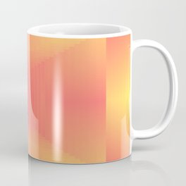 Flame Game - Abstract Pattern Series 1 Coffee Mug