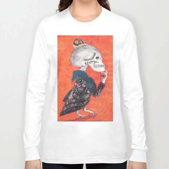 What was the question?(Versión II) Long Sleeve T-shirt