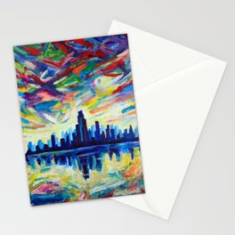 Calm After The Storm 2 Stationery Cards
