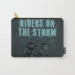 Riders on the Storm Carry-All Pouch