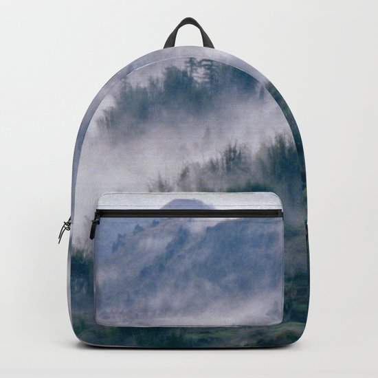 Foggy Mountain of Vietnam Backpack