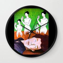 Sherlock - Wicked Game: Over Wall Clock