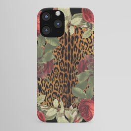 Ring Around the Leopard iPhone Case