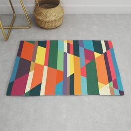The hills run to infinity Rug