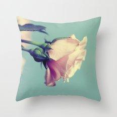 Petal Mix Throw Pillow
