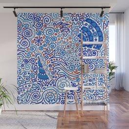Ka-doodle Doodle Dooooo! Wall Mural