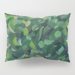 Jacaranda Trees Pillow Sham