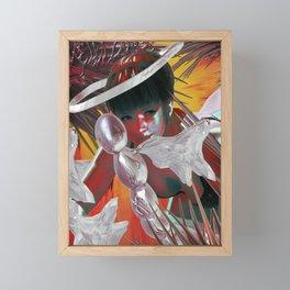 Fajr El Odessa Framed Mini Art Print