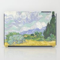 van iPad Cases featuring Van Gogh by Palazzo Art Gallery