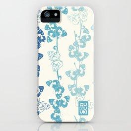 Azure Lullabies iPhone Case