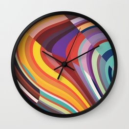 Fusion II Wall Clock