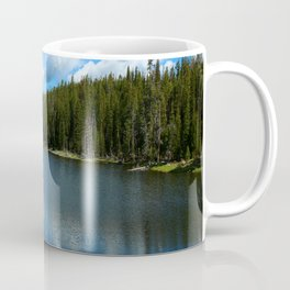 Tranquil Morning At Gull Point Drive Coffee Mug