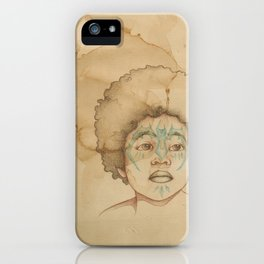 -Leith/wild boy- iPhone Case