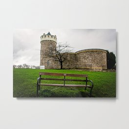 Bristol- Bench Metal Print