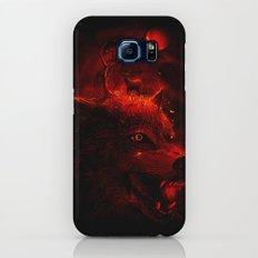 Red Dream Slim Case Galaxy S6