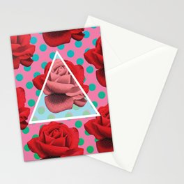 Mod-Rose Stationery Cards
