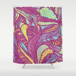 Rainforest Rhapsody Shower Curtain
