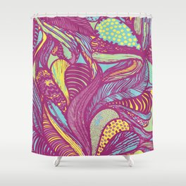 Rainforest Rhapsody Shower Curtain