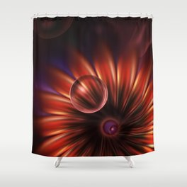 Dream Scape Shower Curtain