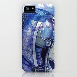 Tali'Zorah iPhone Case
