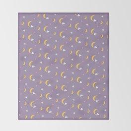 Usagi Tsukino Sheet Duvet - Sailor Moon Bunnies Throw Blanket