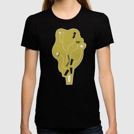 Clueless Bramble [Gold] T-shirt