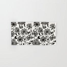 Sunflowers – Black Palette Hand & Bath Towel