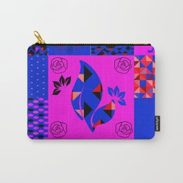 Patchwork44 Carry-All Pouch