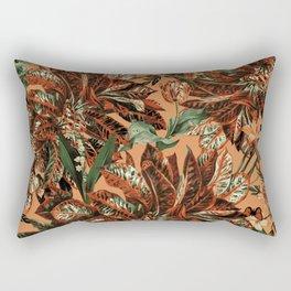Tropical Garden V Rectangular Pillow