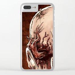 Demon Eye Clear iPhone Case