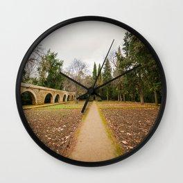 Sigue el camino Wall Clock