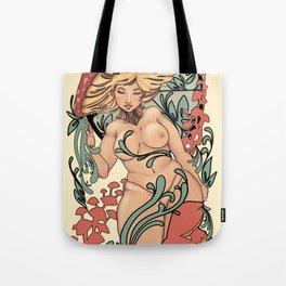 Goddess of Rebirth Tote Bag