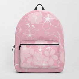 Pink Sakura Backpack