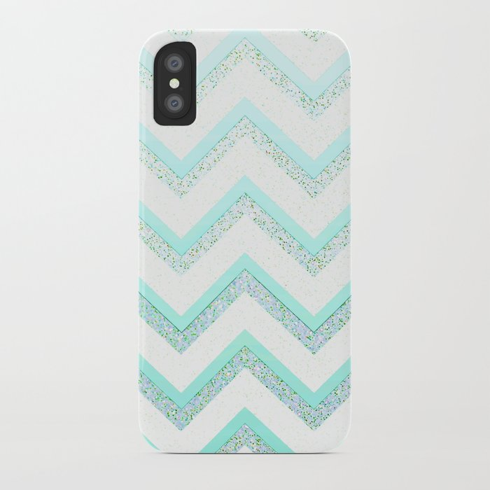NUDE MINT  iPhone Case