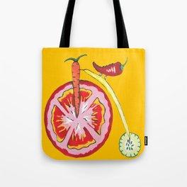 Kitchen Vegetable Art Tote Bag