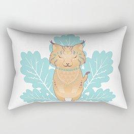 Bobcat Rectangular Pillow