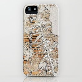 Ice 4 | Glace 4 iPhone Case
