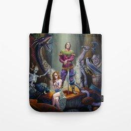 Royal Chaos Tote Bag